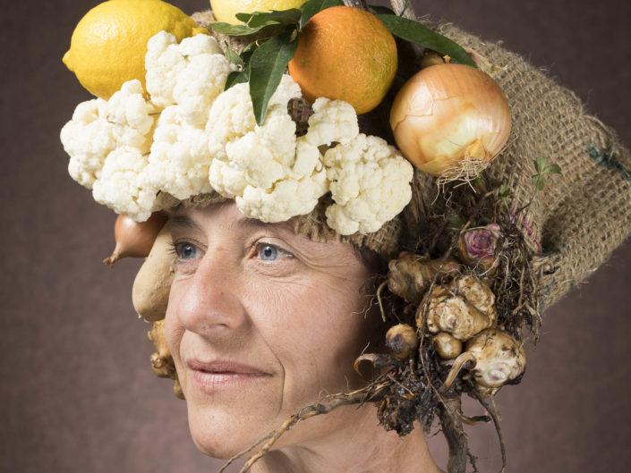 Les femmes potagères et de saison